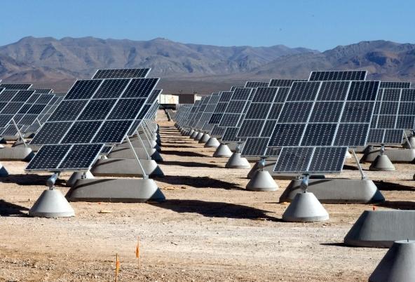 Solare come fonte energetica unica degli USA