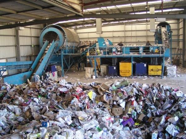 I rifiuti urbani producono energia