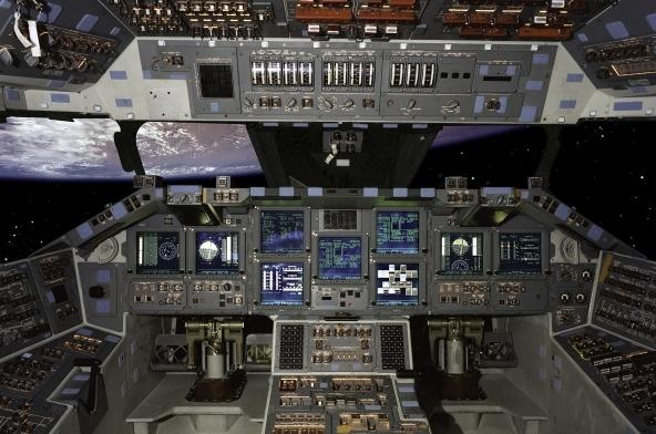 Plance delle nuove auto come cockpit degli aerei