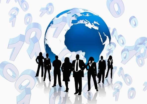 Internet nelle aziende: +1,4% nel 2014