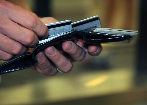 La carta di credito per i pagamenti online