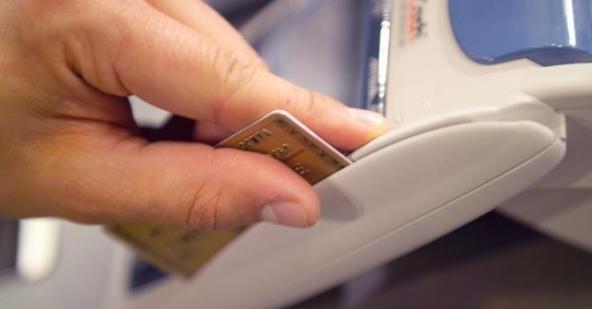 acquisti con carte di credito