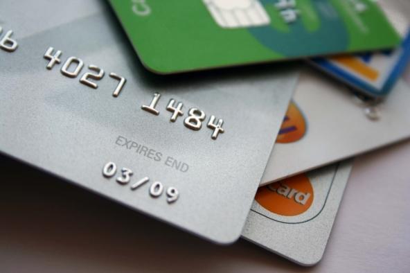 Carte di credito a saldo