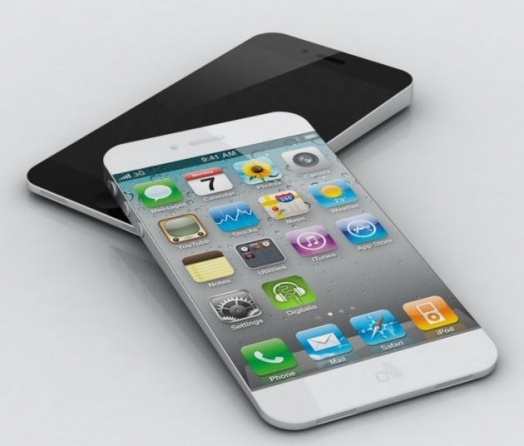 iPhone 5 in cambio del BlackBerry