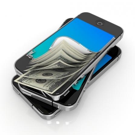 Pagare con carta di credito da cellulare
