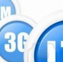 Connessione ad internet da mobile Lte