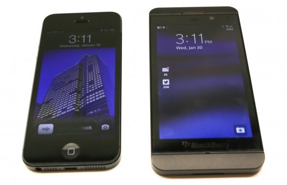 BlackBerry Z10 incluso nella tariffa del cellulare