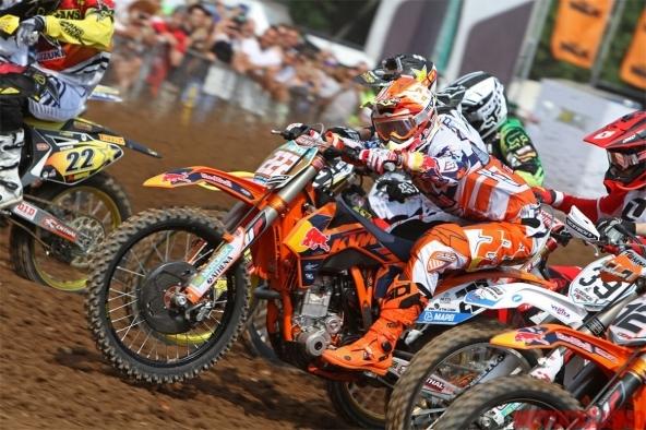 Motocross e ciclismo su Mediaset Premium