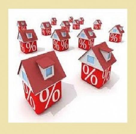 Mutui casa e tassi d'interesse