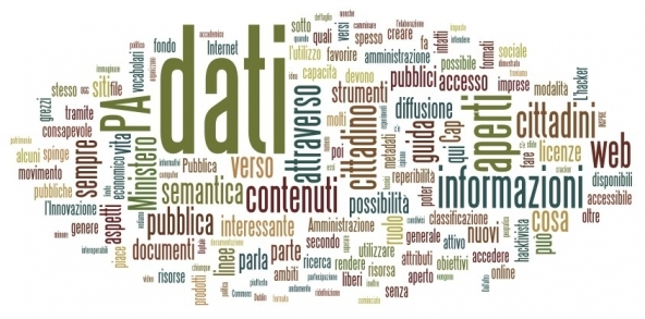 Informazione open data e smart cities