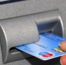 Prelievi con la carta di credito, truffe bancomat