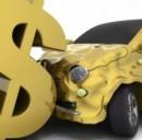 Prezzi  assicurazioni auto alti, in calo incidenti