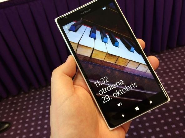 Nokia Lumia 1520 e Lumia 630 con Vodafone