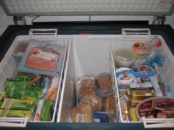 Risparmio energetico col congelatore