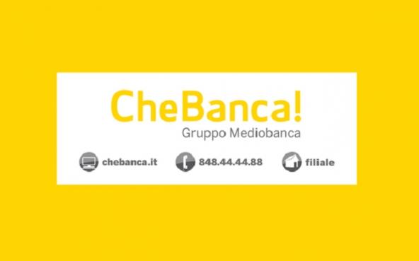 L'assistenza clienti CheBanca! è anche su Facebook