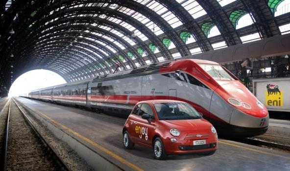 Anche a Roma arriva il car sharing con Enjoy