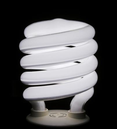 Lampadina a basso consumo energetico