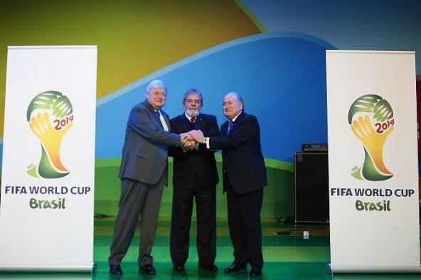 Mondiali di Calcio Brasile 2014 ecosostenibili