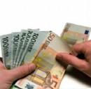 Interessi su prestiti in calo