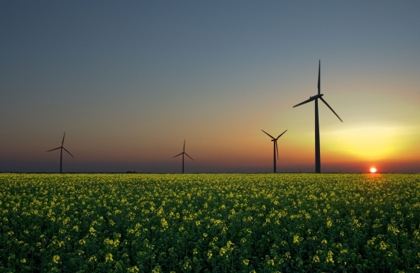 Aumentata la produzione di energia rinnovabile