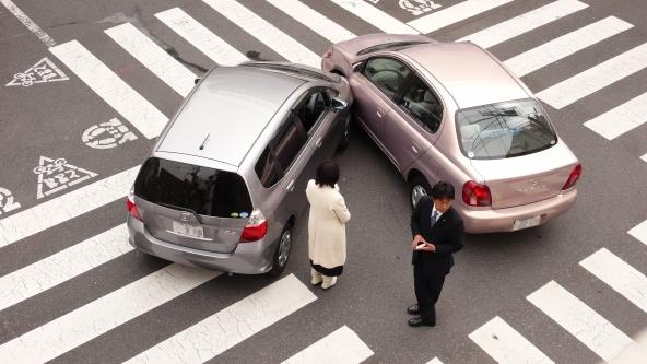 In lieve crescita le vendite di auto