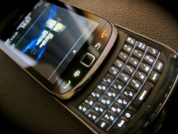 Samsung in trattative con BlackBerry
