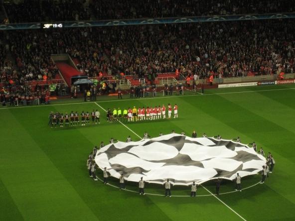 La Champions League Mediaset Premium
