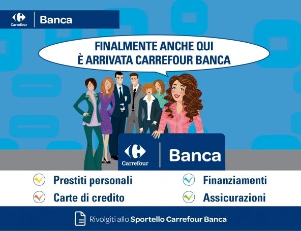 Prestiti acquisto elettrodomestici Carrefour Banca