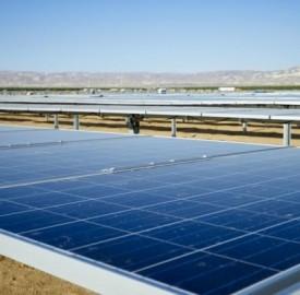 Fotovoltaico: E.ON mette in funzione il parco su larga scala