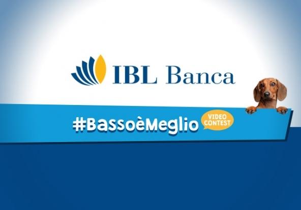 Contest #BassoèMeglio di IBL Banca