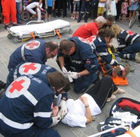Primo soccorso obbligatorio in Francia
