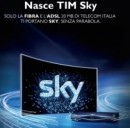 Tim e Sky portano in Italia la tv via fibra