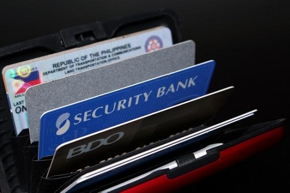 Cresce l'utilizzo delle carte di credito