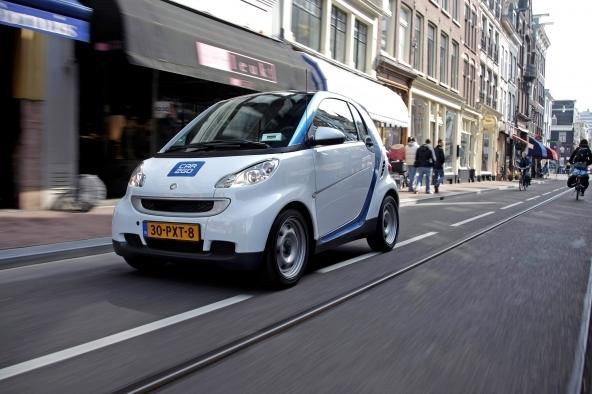 Car sharing: un nuovo modo di viaggiare