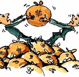 Prestiti alle imprese: erogazioni in calo di 22 miliardi nel 2014