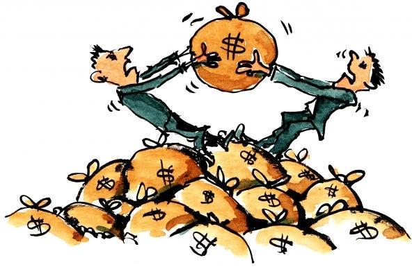 Prestiti alle imprese: nel 2014, -22 miliardi