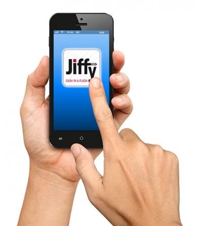 Jiffy, l'App per l'invio di denaro tramite chat