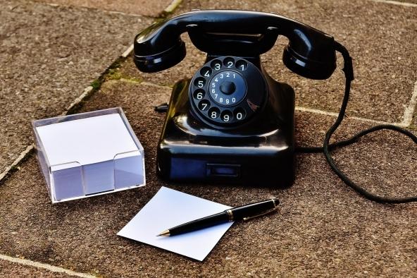 Telefono fisso senza scatto alla risposta