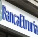 Una filiale banca Etruria
