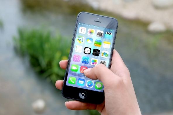 Protezione dati iphone a rischio