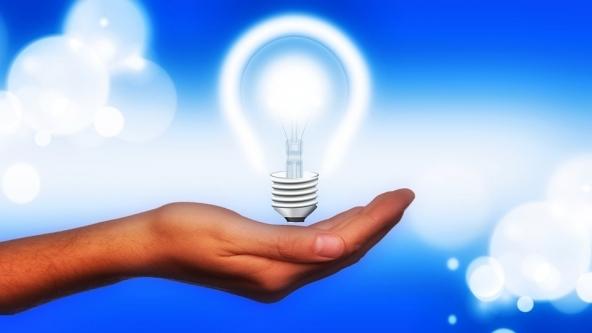 Offerte luce da fonti 100 % green