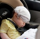 Bimbi in auto: in 4 casi su 10 non viaggiano correttamente