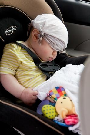 Bimbi in auto: l'Indagine Quixa
