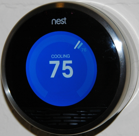 Nest, il termostato intelligente di Google