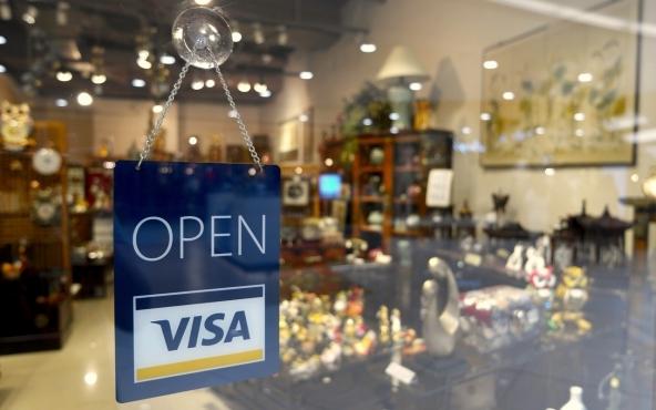 Come funziona V Pay di Visa?