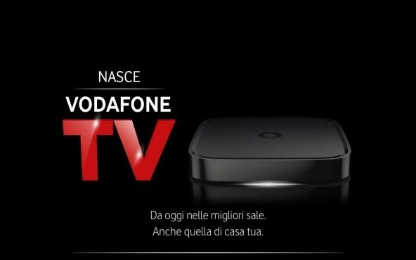 Vodafone TV e IperFibra di Vodafone