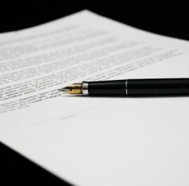 Che cos'è la firma di garanzia per un mutuo?