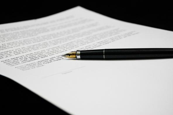 Firma di garanzia sul mutuo