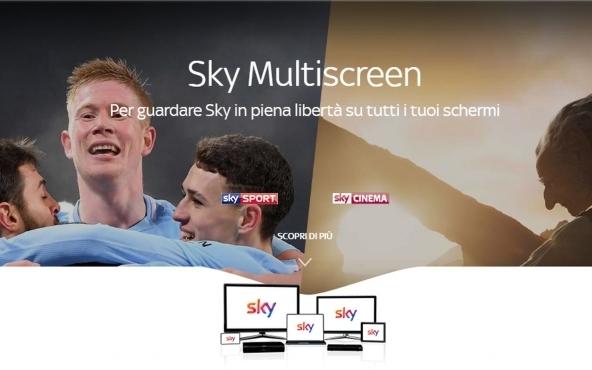 Sky Multiscreen: Funzionamento e Costi