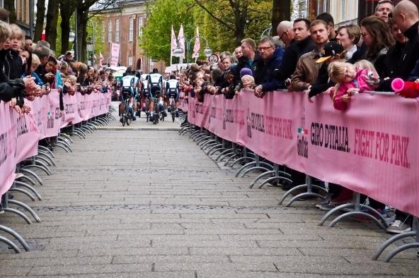 Giro d'Italia: 100esima edizione su Premium